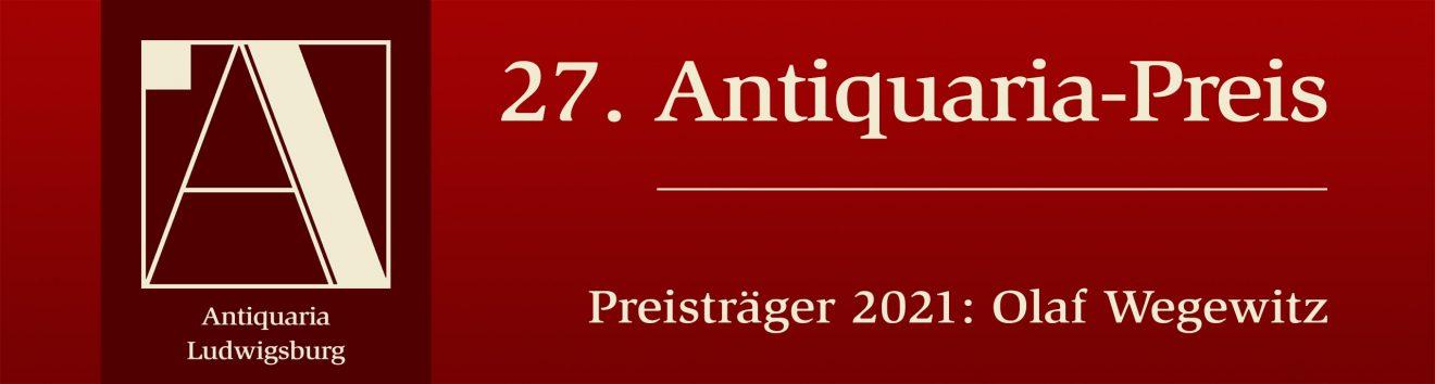 Antiquaria Preis